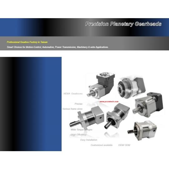 PCCM TECH gearboxes